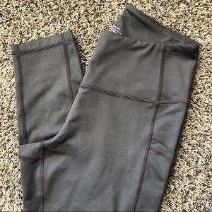 Z by Zella 7/8 high waist leggings w/pockets